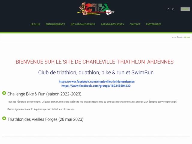 CTA - Charleville Triathlon Ardennes