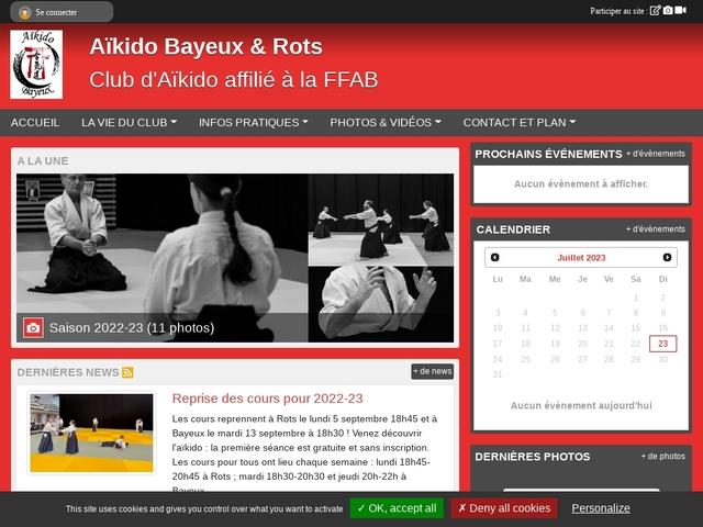 AIKIDO BAYEUX