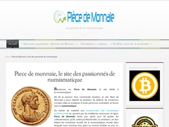 Coin - The passion of the numismatics