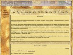 Etna-Mint.fr, le site des métaux et alliages monétaires
