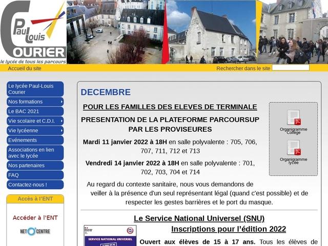 Lycée Paul Louis Courier (Tours)