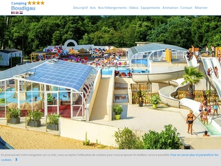 Camping Landes : camping 4 étoiles