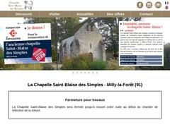 La Chapelle Saint-Blaise des Simples