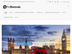 Removal Company London