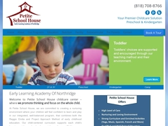 Northridge Certified Early Learning Academy in - Petite School House