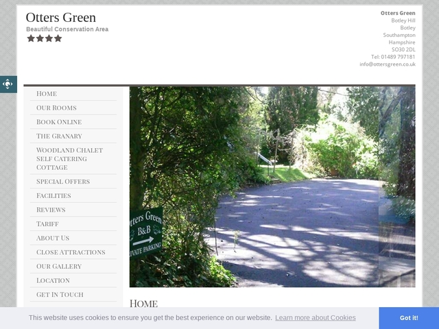 Otters Green - Botley - Southampton - Hampshire - 01489 797181