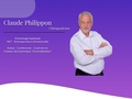 Dr Claude Philippon, chiropraticien