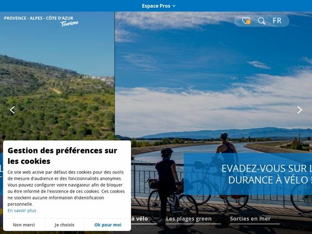 Provence Alpes Côted'Azur Tourisme
