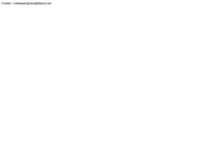 Association LGBT de Lyon 2
