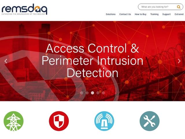 Remsdaq - SCADA Systems | Access Control Systems | Mobilising