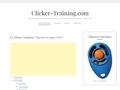Apprendre et débuter le clicker training