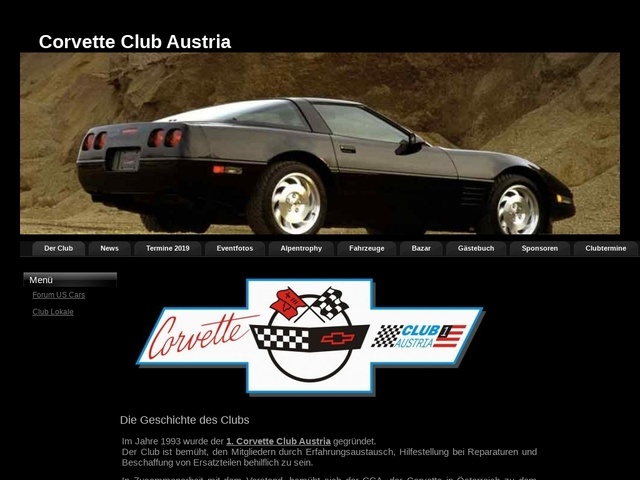 Corvette Club Austria