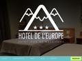 Hotel de l'Europe - Saint Jean de Maurienne
