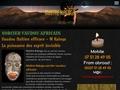 Vaudou sorcier magie africain