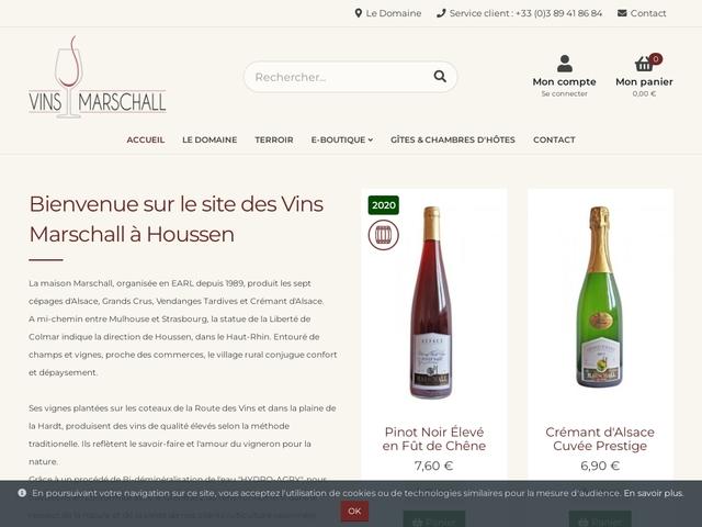 Maison Marschall - Houssen