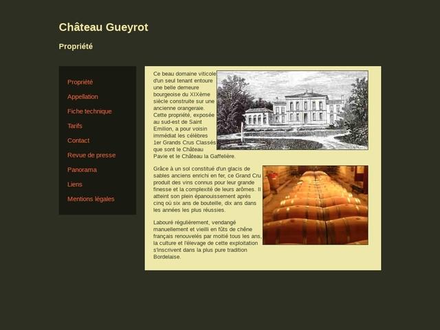Château Gueyrot
