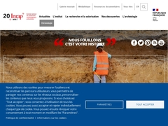 Institut National des Recherches archeologiques preventives (INRAP)