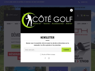 Magasin de golf