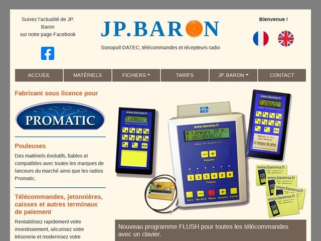 JP BARON