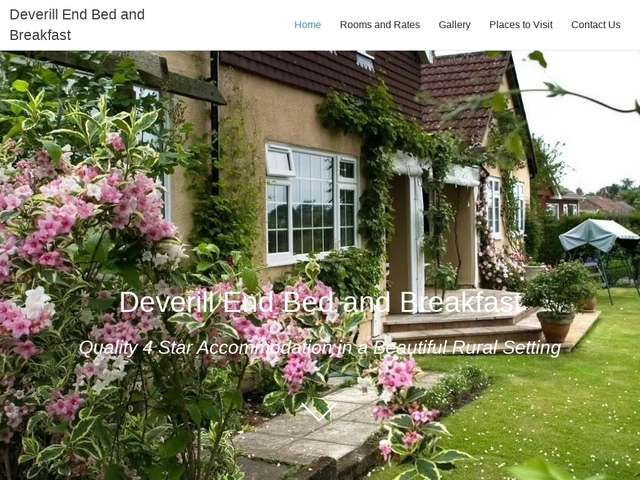 Deverill End Sutton - Veny - Warminster - Wiltshire - BA12 7BY