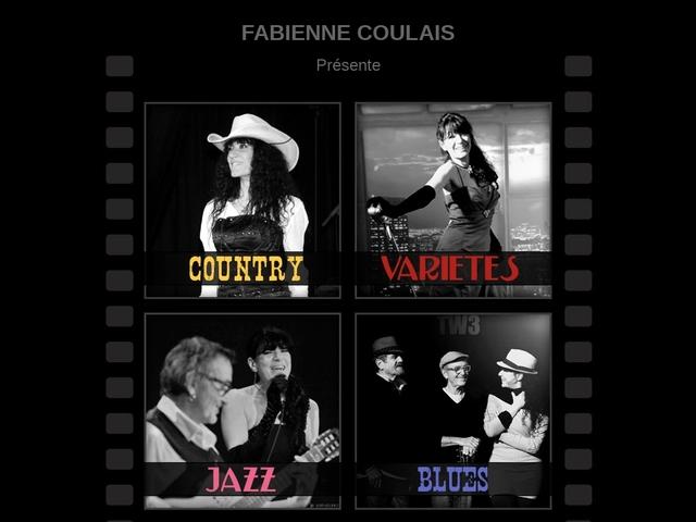 Le Site Internet Officiel de Fabienne Coulais
