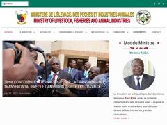 Ministère de l'élevage, des pêches et des industries animales