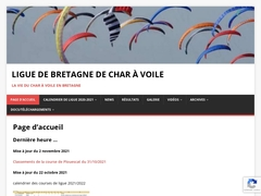 Ligue de Bretagne de char à voile