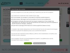 Détails : Anthemis :Création de sites Internet Professionnel