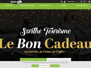 Le tourisme en Sarthe avec Sarthe Développement