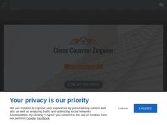 Gheno couvreur zingueur - Mannuaire.net