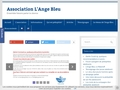 Ange Bleu - Ensemble, faisons parler le silence