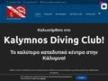 Kalymnos diving - Therma