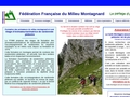 FFMM Fédération Française du Milieu Montagnard