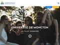 Université de Moncton Canada
