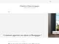 Location de chambres d'hôtes pour vos vacances en Bourgogne