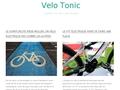 Vélo Tonic Vauverdois