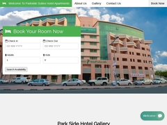 Parkside Hotel Apartment Dubai