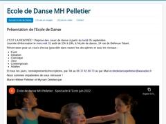 Ecole de danse Marie-Hélène PELLETIER
