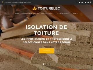 ToitureElec : Tout sur l'isolation de toiture