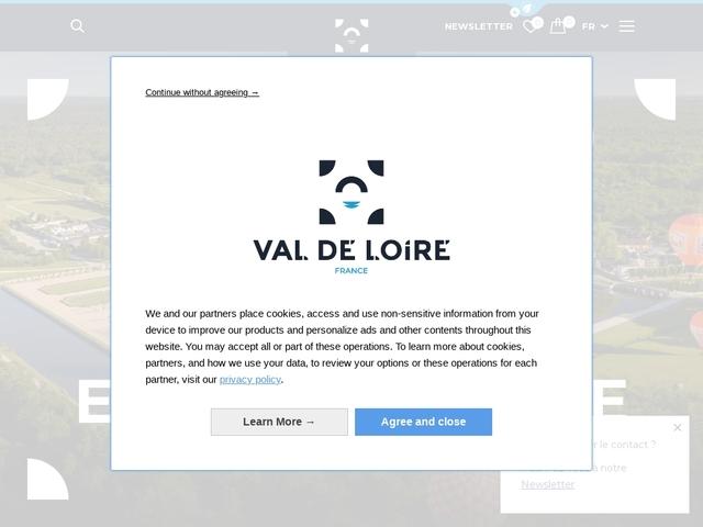 Le Val de Loire Tourisme