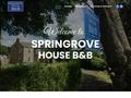 Springrove House B&B, Bathgate, Livingston, West Lothian