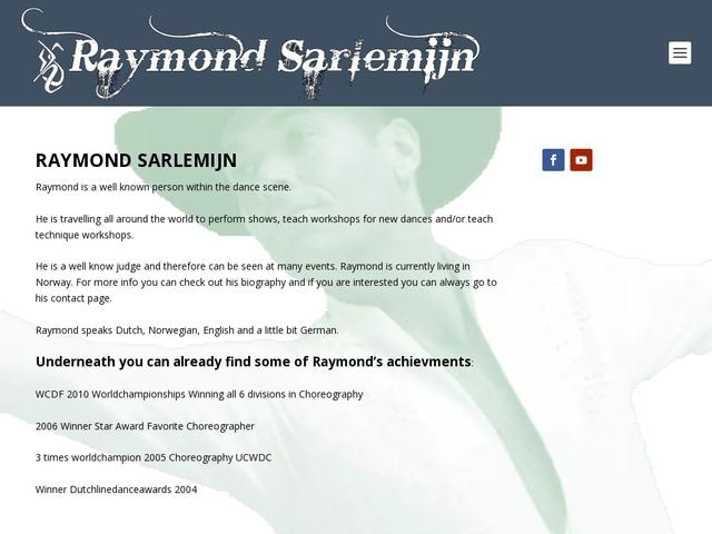 Raymond Sarlemijn