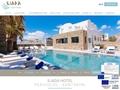 Ilaida Hôtel - Classe** - Perivolos/Santorin