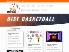 Comité départemental de l'Oise Basket Ball
