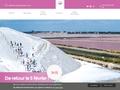 La Fleur de Sel - Salins du Midi AIGUES-MORTES EN CAMARGUE