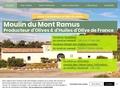 Moulin à huile du Mont Ramus