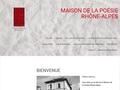 Maison de la poésie Rhône-Alpes