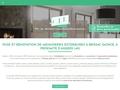 Pose et rénovation des portes, fenêtres, volets à Angers et Brissac