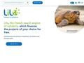 Moteur de recherche Lilo.org - France