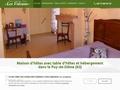 Tables et chambres d'hôte Les Volcans : Maison d'hôte , hébergement prêts de Vulcania dans le Puy de Dôme (63)
